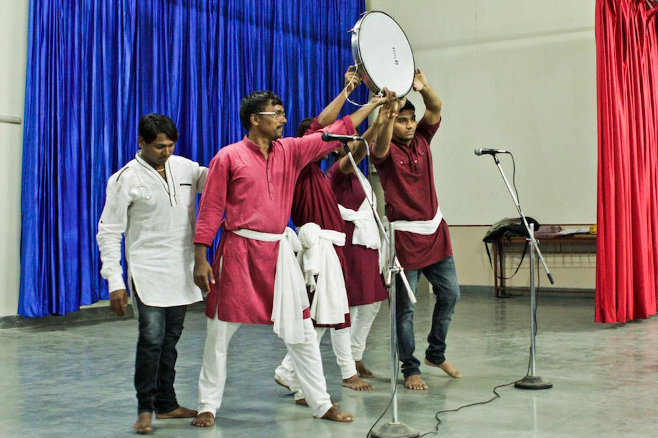 Kabir Kala Manch performance